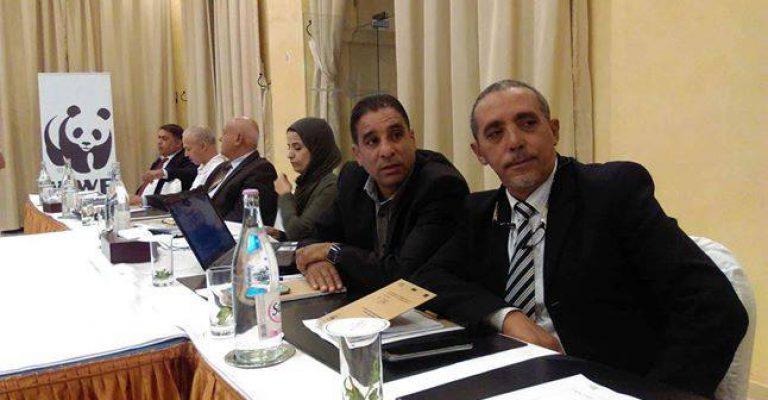 اجتماع المنظمات البيئية الليبية