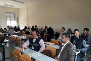 اليوم الثاني من فعاليات المؤتمر الدولي الثالث للعلوم الأساسية وتطبيقاتها بكلية العلوم