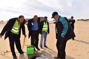 رحلة علمية بمشاركة أعضاء هيئة تدريس بجامعة عمر المختار.