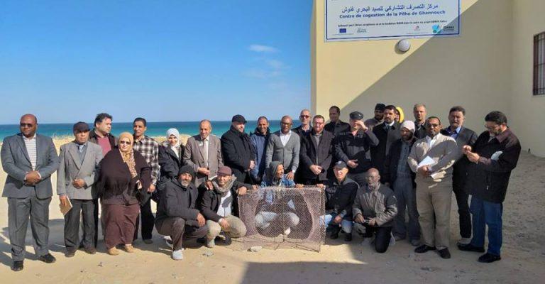 جولات مكثفة للمنظمات البيئية الليبية.