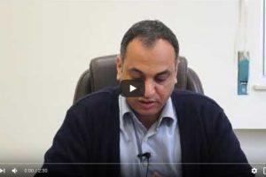 تجهيزات كلية الهندسه البيضاء لمهرجان المختار السنوي يتحدث عنها عميد كلية الهندسه د.محمد عبدالفتاح