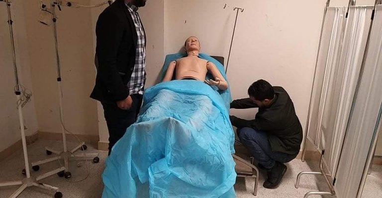 التدريب السريري في كلية الطب البشري بجامعة عمر المختار