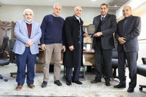جامعة عمر المختار تكرم السيد الدكتور/ معالي وزير التعليم