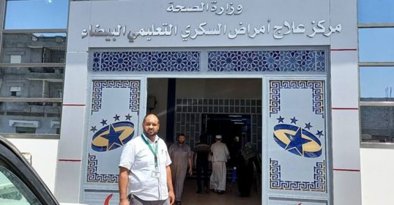تجهيز قاعات دراسية لطلبة كلية الطب البشري بمركز علاج أمراض السكري التعليمي