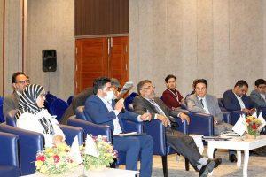 مشاركة جامعة عمرالمختار فى المؤتمر العلمي الاول للاعلام والانتخابات