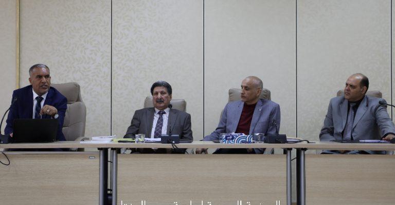 كليةالقانون تنظم ورشة عمل بعنوان : جريمة التسول في المجتمع الليبي : الواقع والمواجهة.